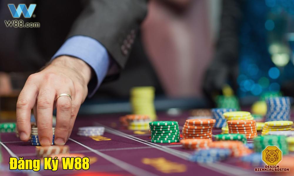 Khuyến mãi khi đăng ký W88