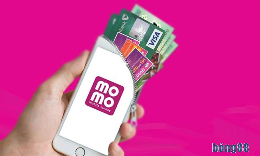 Giao dịch chuyển tiền bằng ví điện tử